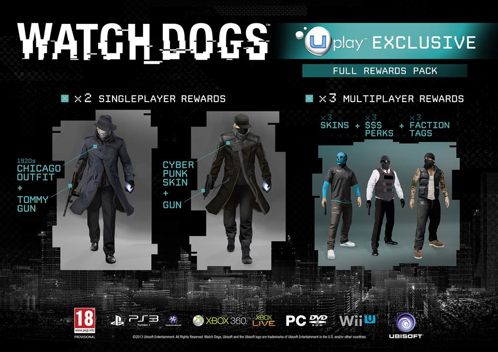 Информация о первом расширенном издании Watch_Dogs